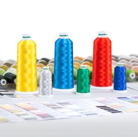 Madeira USA - High Quality Machine Embroidery Thread and