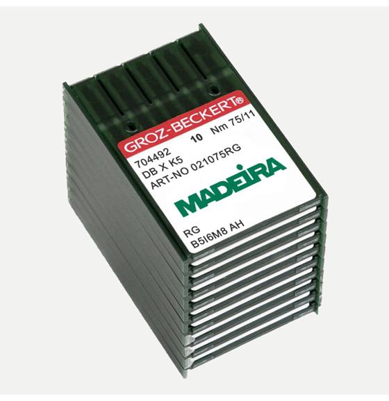 #102-75-S Madeira #75/11 Machine Embroidery Needle
