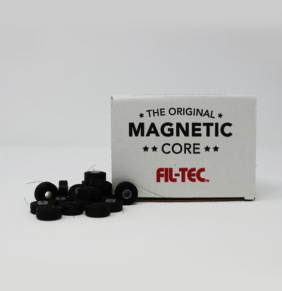 Fil-tec's magnetic core sideless embroidery bobbin style L Black