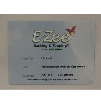 15-75.8 E-ZEE CUT PERFORMANCE