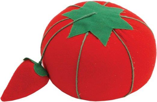 #732 TOMATO PIN CUSHION