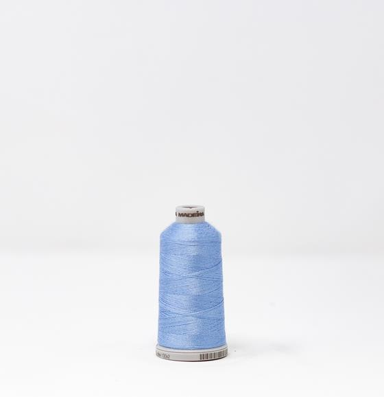 #922-N1874 1,000 yard spool of #40 weight Fire Fighter embroidery thread in Light Blue.