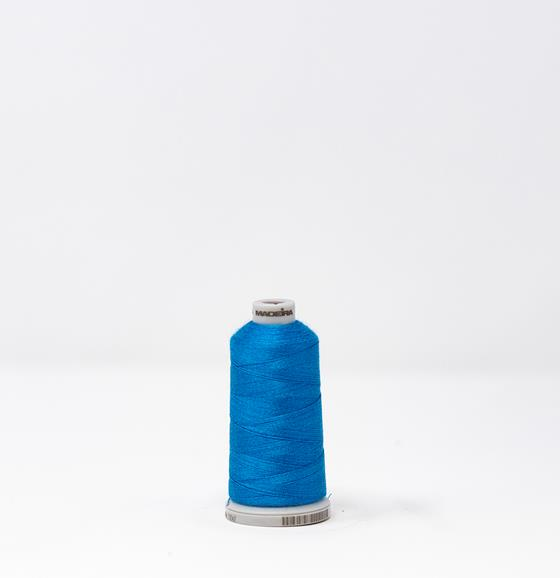 #922-N1977 1,000 yard spool of #40 weight Fire Fighter embroidery thread in Blue.
