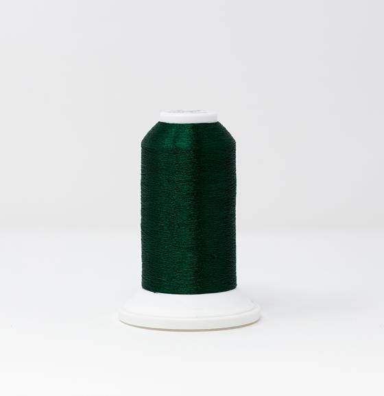 CR Metallic #40 Embroidery Thread Emerald