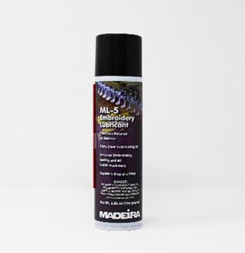 ML-5 Madeira Embroidery Machine Lubricant