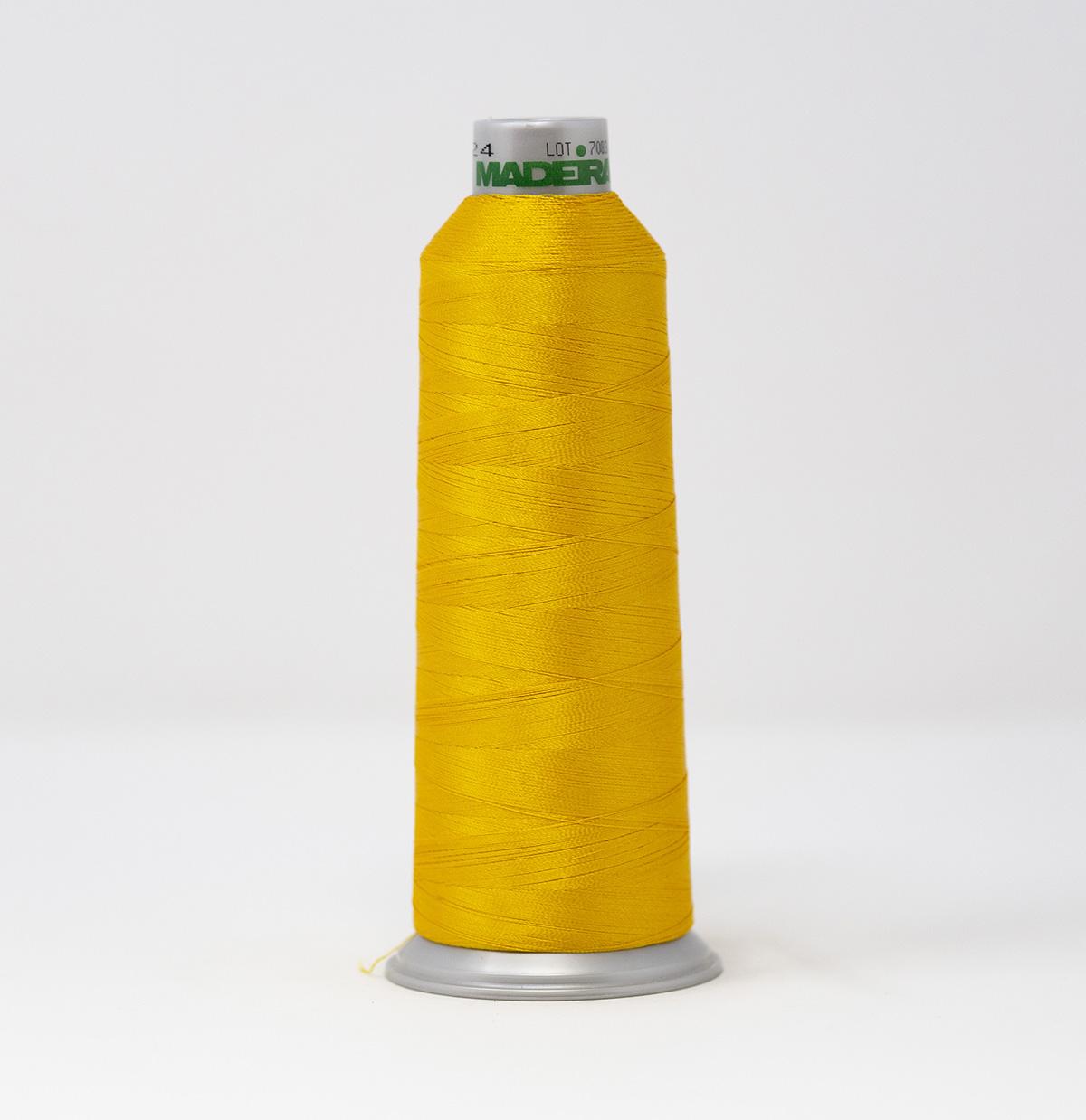 Madeira Polyneon Embroidery Thread 40 wt 1000 M Spool Color # 1624